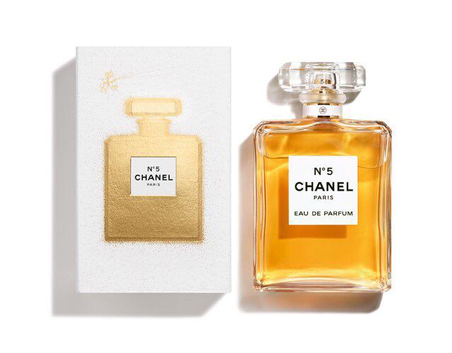シャネルクリスマスコフレ2020香水
