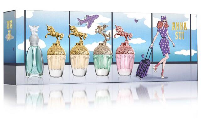 アナスイクリスマスコフレ2020香水