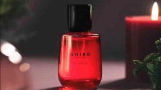 シロクリスマス限定香水2020