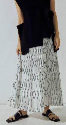 北川景子リコカツ衣装スカート