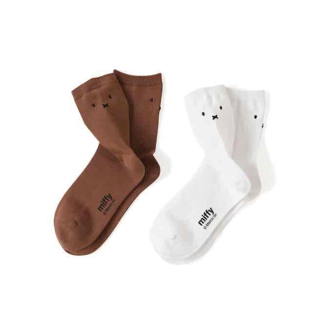 靴下屋×ミッフィー店舗と通販