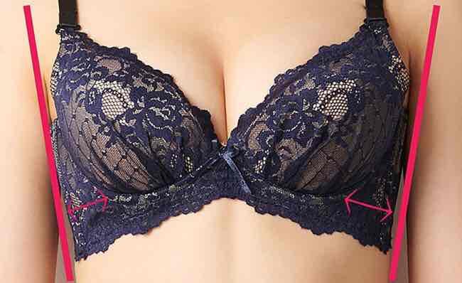 育乳ブラ「まる胸メーカー」
