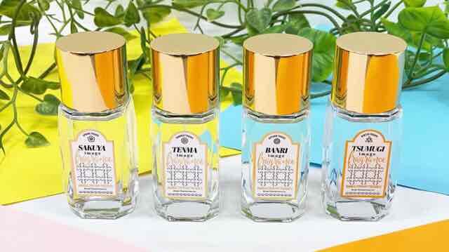 A3フレグランス香水2021香り